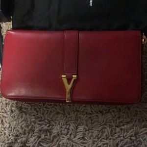 YSL Saint Laurent wallet